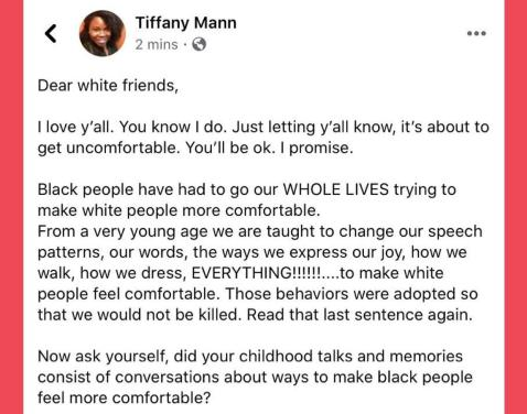 Dear White Friends